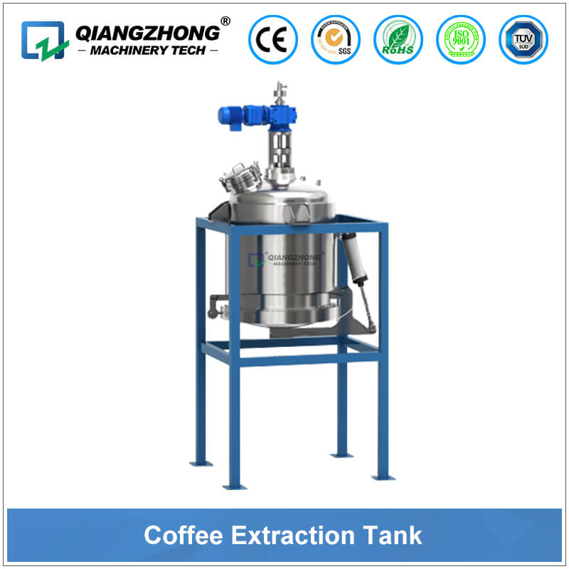 Coffee Extraction Tank