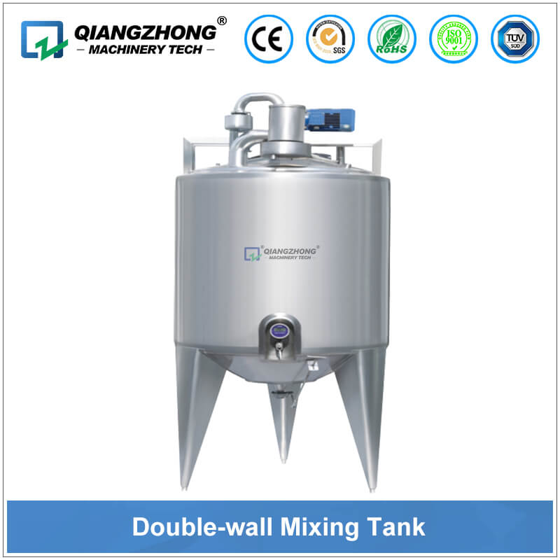 Double-wall Mixing Tank