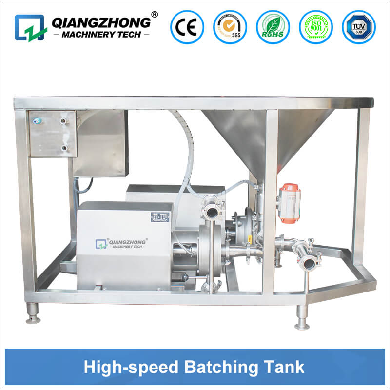 High-speed Batching Tank