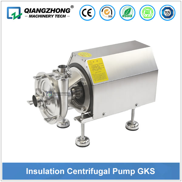 Insulation Centrifugal Pump GKS