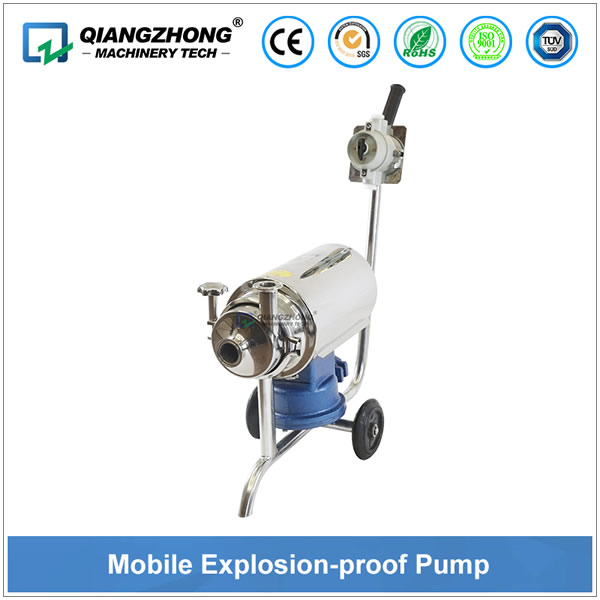 Mobile Explosion-proof Pump