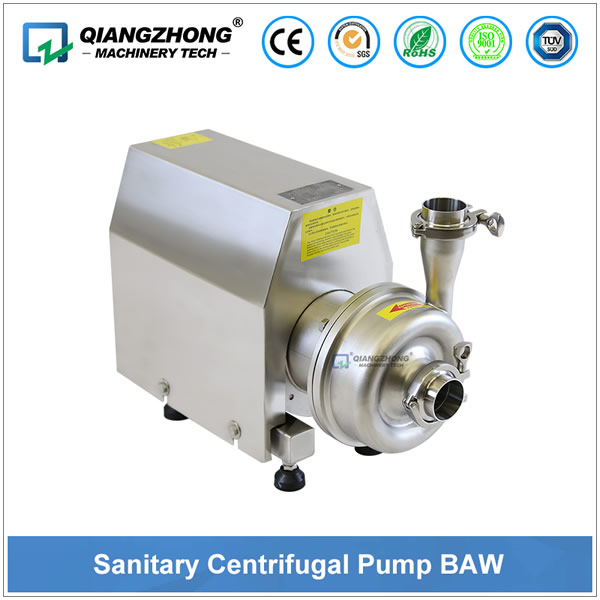 Sanitary Centrifugal Pump BAW