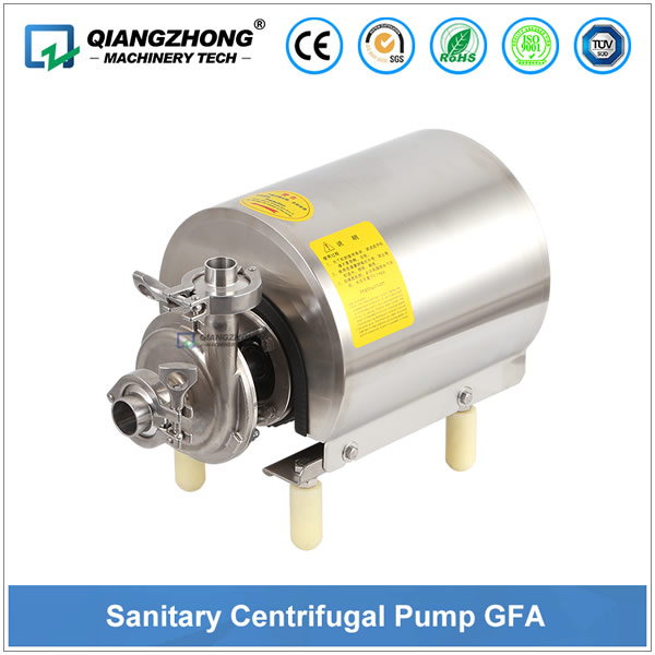 Sanitary Centrifugal Pump GFA