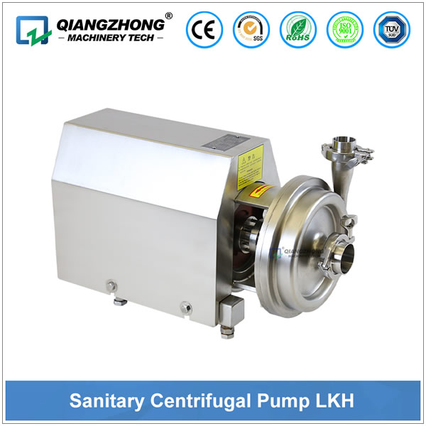 Sanitary Centrifugal Pump LKH