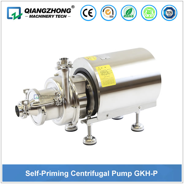 Self-priming Centrifugal Pump GKH-P