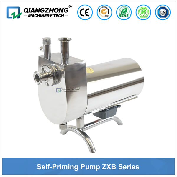 Self-priming Pump ZXB Series