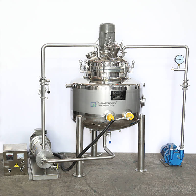Electric-heating Emulsification Tank