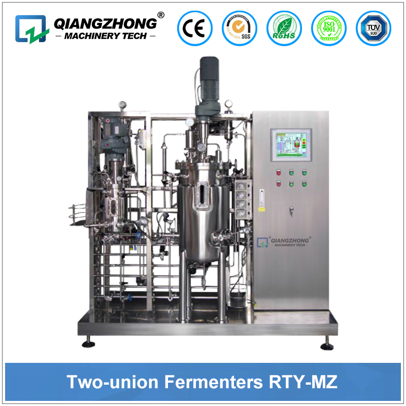 Two-union Fermenters RTY-MZ