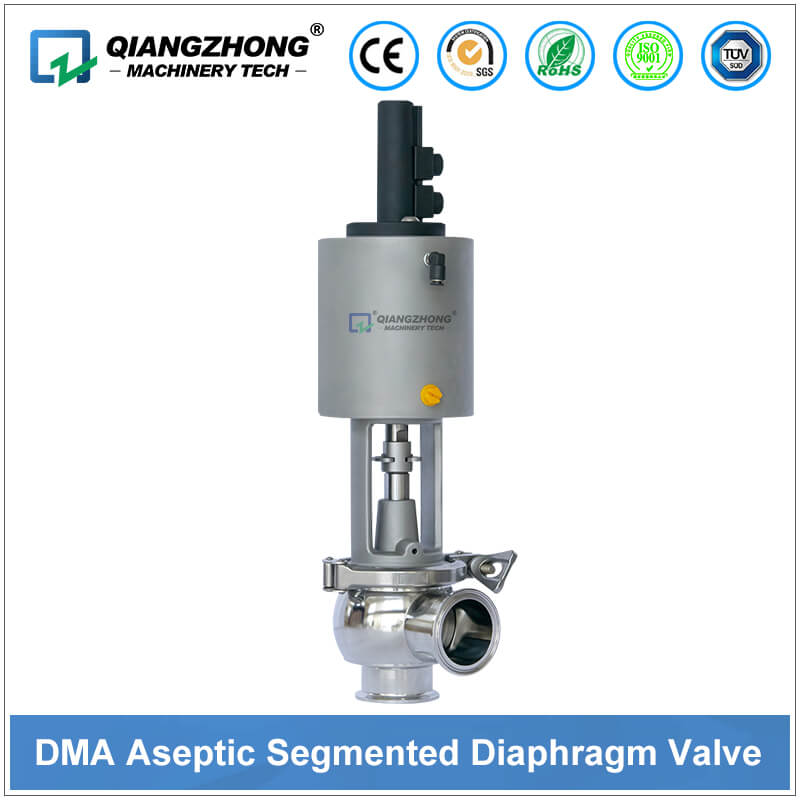 DMP1 Mixing-Proof Valve