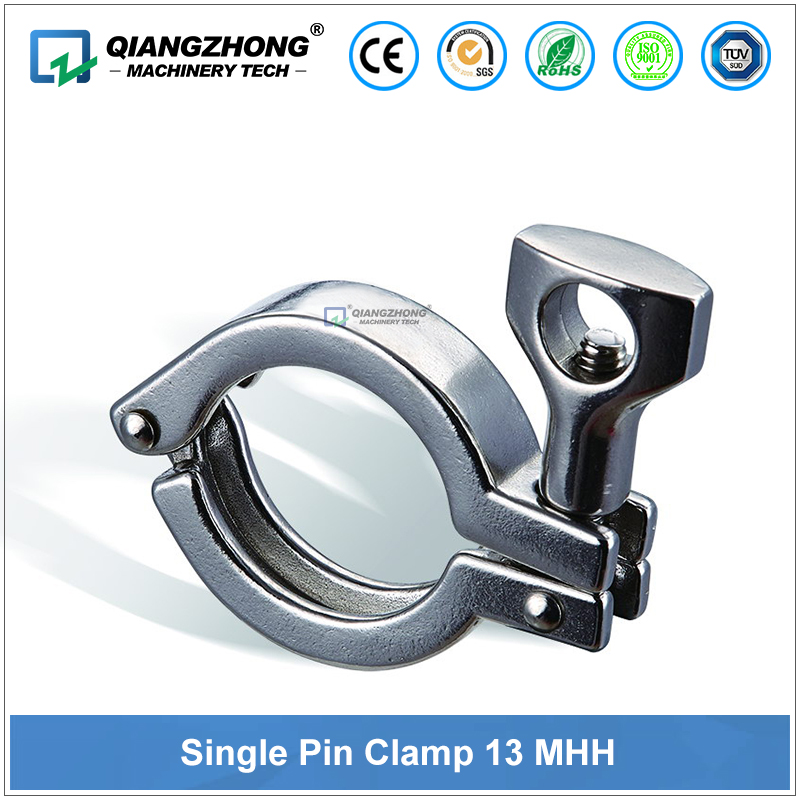 Single Pin Clamp 13MHH