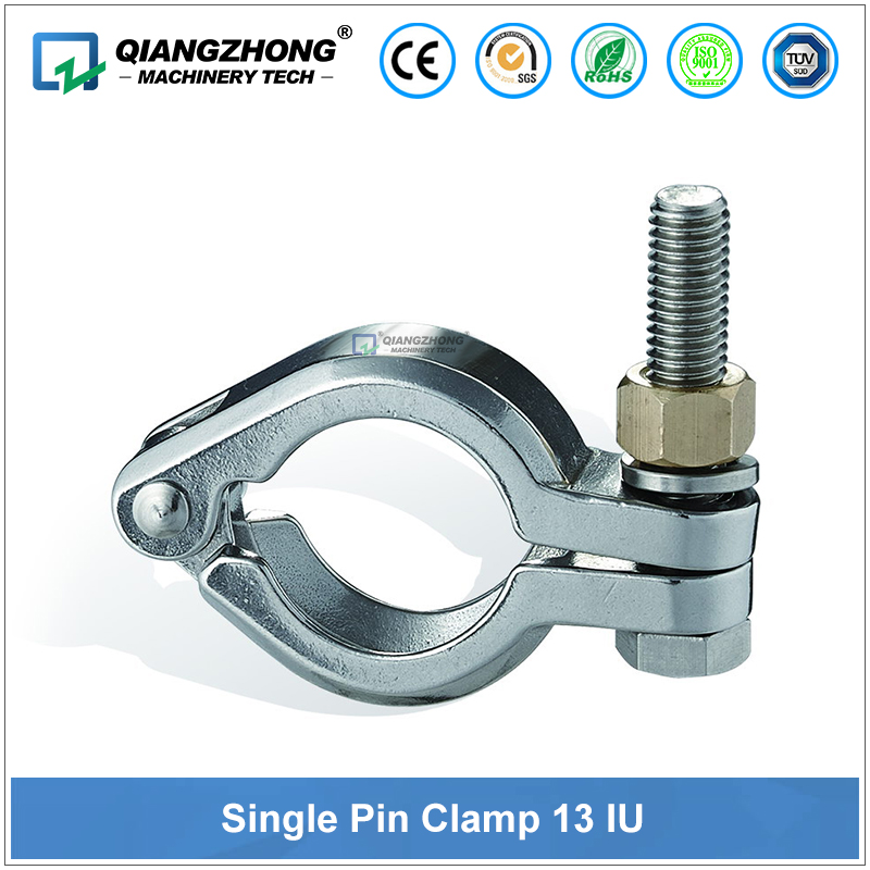 Single Pin Clamp 13 IU