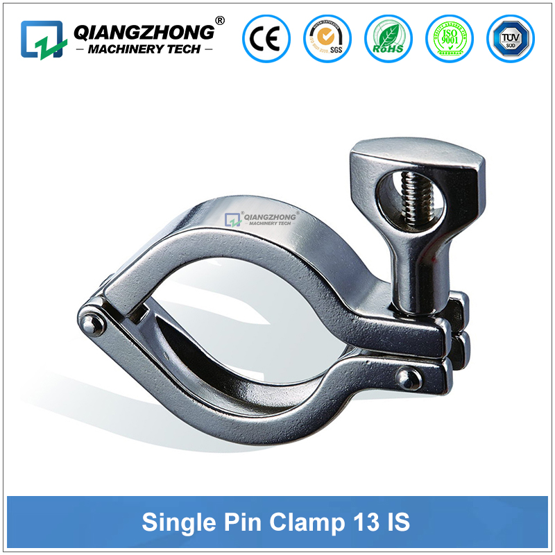 Single Pin Clamp 13 IS