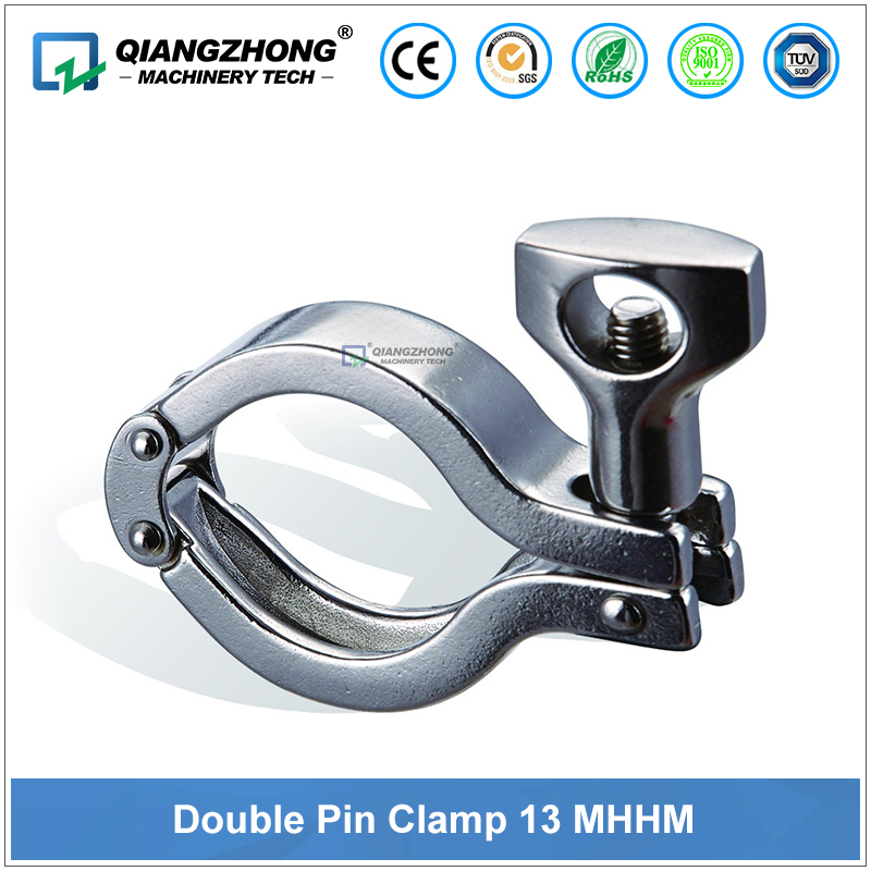 Double Pin Clamp 13MHHM