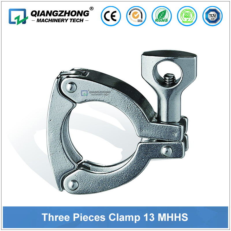 Three Pieces Clamp 13MHHS