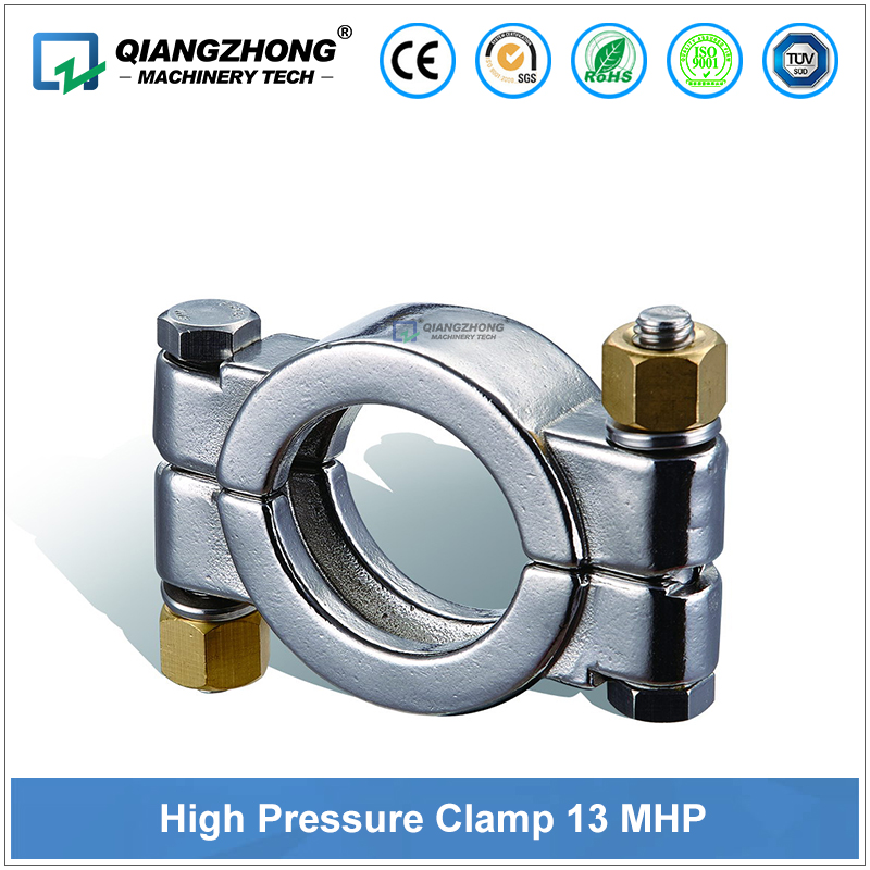 High Pressure Clamp 13 MHP