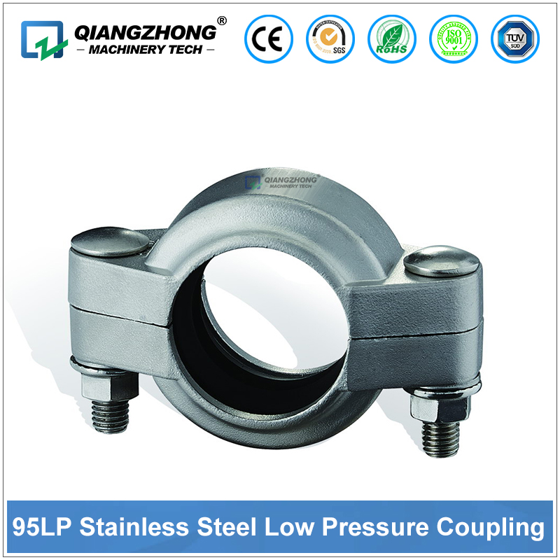 Model 95LP Stainless Steel Low Pressure Flexlible Coupling