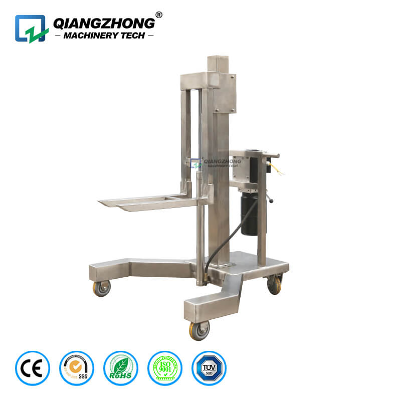 Stainless Steel Hydraulic Lift Stand