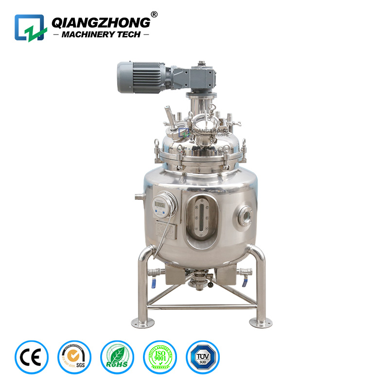 50L Experimental Electric-heating Mixing Tank